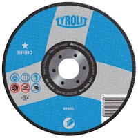 Diamond Tyrolit Grinding Wheel - General Purpose Metal