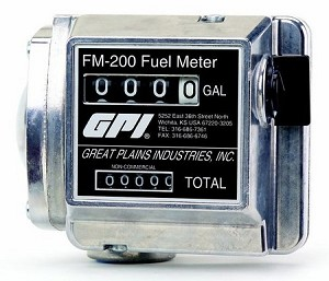 GPI Pump Meters