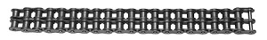 Hi-Light Double Strand Riveted ANSI Precision Roller Chain