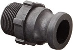 PT Coupling Polypropylene Male Adapter
