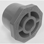 PVC Sch. 80 Reducing Bushing - Slip by Slip