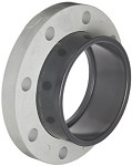 PVC Sch. 80 Van-Stone Flange - Threaded