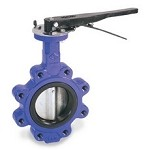 Smith Cooper Cast Iron Butterfly Valves