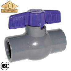 Smith Cooper PVC Sch. 80 Ball Valves