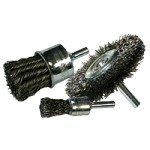 Diamond Tyrolit Premium Spindle Mounted Wire Brush