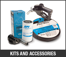 GPI Pump Spare Parts, Kits, & Accessories