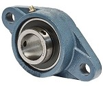 Hi-Light 2-bolt Flange Bearing