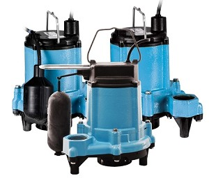 Little Giant Dewatering & Effluent Pumps