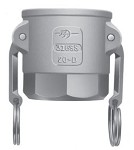 PT Coupling Aluminum Female Coupler