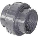PVC Sch. 80 Union - Threaded