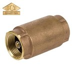 Smith Cooper Brass Check Valves