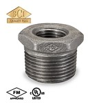 Black Steel Bushing