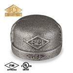 Galvanized Steel Cap