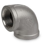 Stainless Steel Elbow - 90°