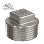 Stainless Steel Plug